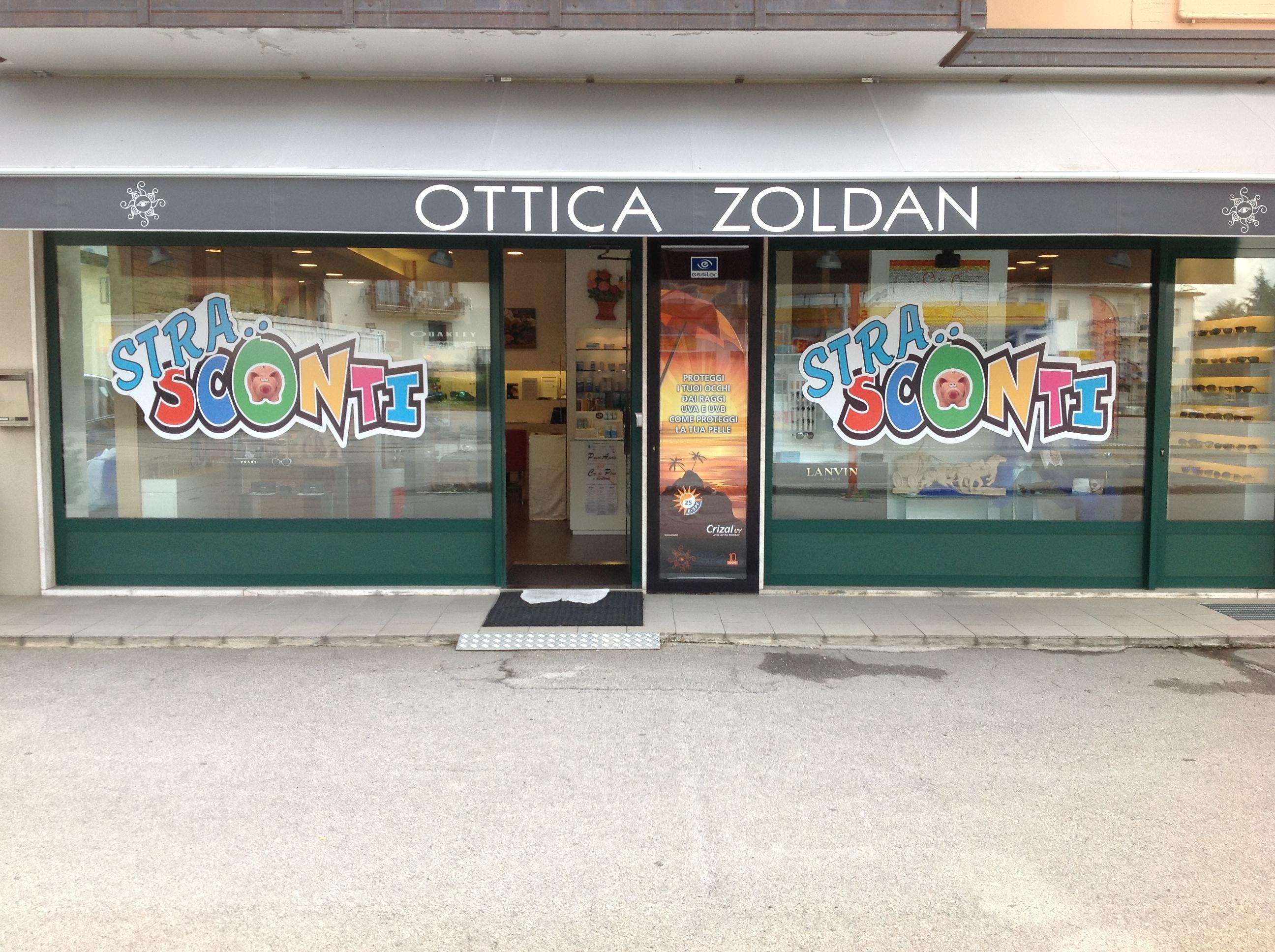 E' arrivata la formichina del risparmio da Ottica Zoldan! StraSconti dal 20 al 50% su tutti gli occhiali da sole fino a metà settembre! Ti aspettiamo!